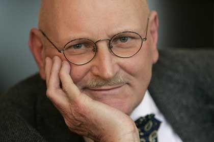Das freundliche Gesicht des Islam in Deutschland: Axel Ayub Köhler, neuer Chef des Zentralrats der Muslime.