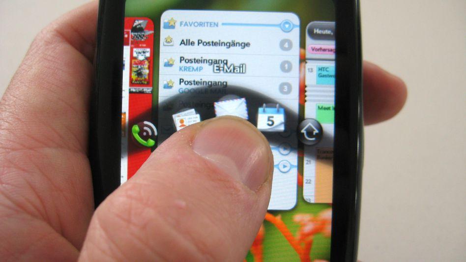 Palm Pre: Er hätte das Zeug gehabt, dem iPhone Marktanteile abzunehmen
