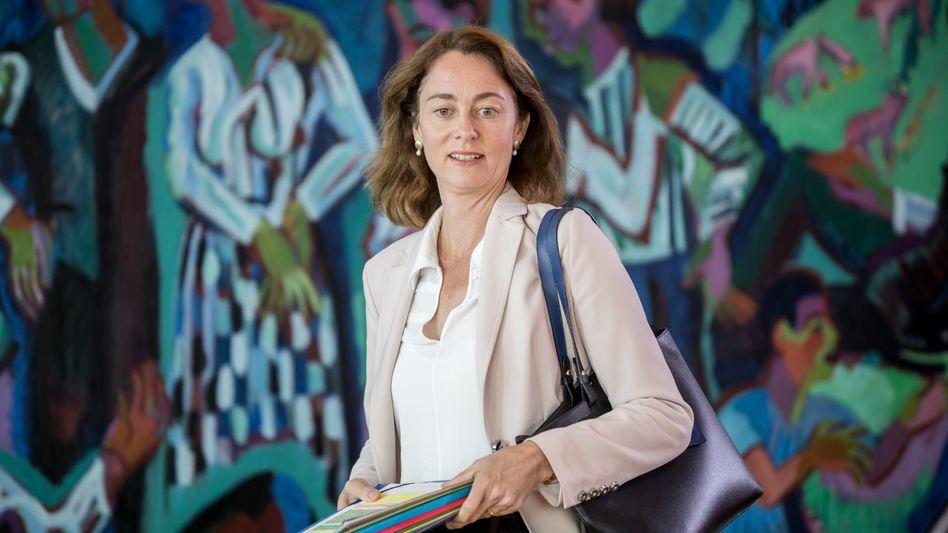 Familienministerin Katarina Barley (SPD)