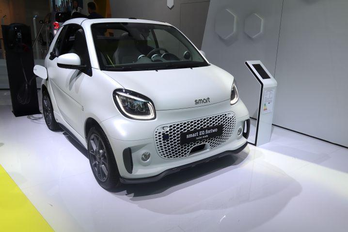 Elektro-Smart: Der Nachfolger soll von Daimler und Geely in China hergestellt werden