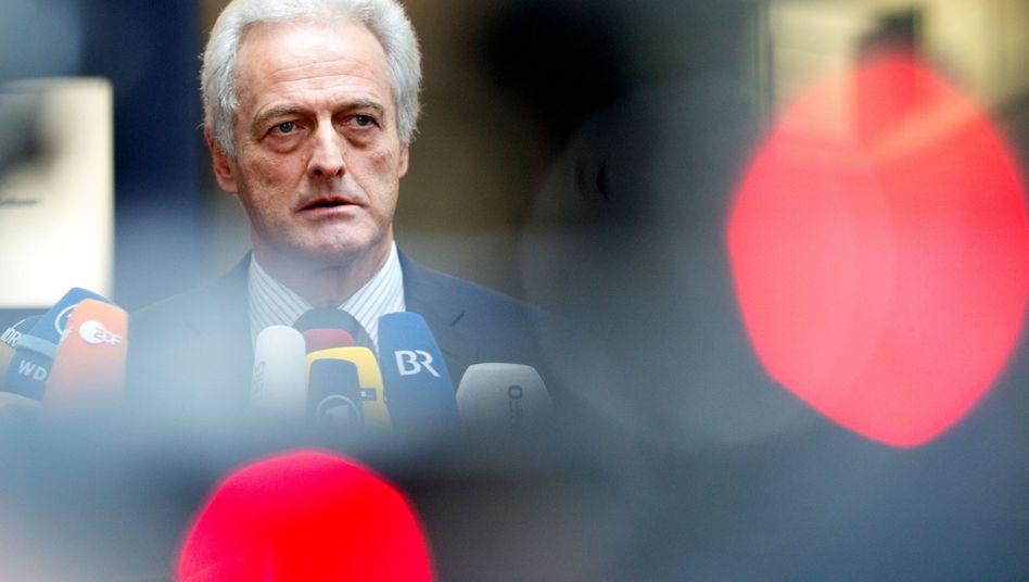 """Minister Ramsauer und das BER-Debakel: """"Peter, kommt da was auf uns zu?"""""""