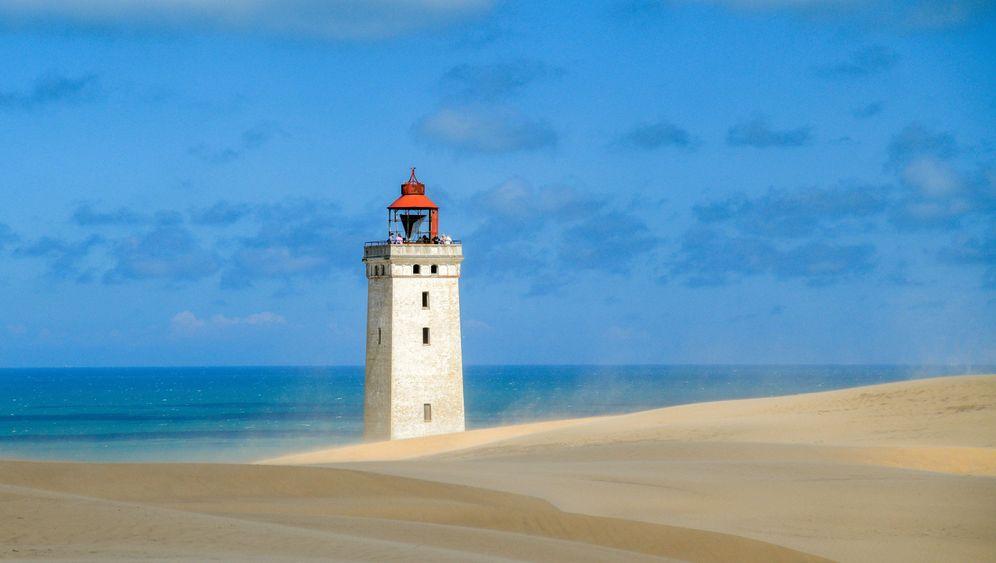 Rubjerg Knude Fyr in Dänemark: Ein Leuchtturm zieht um