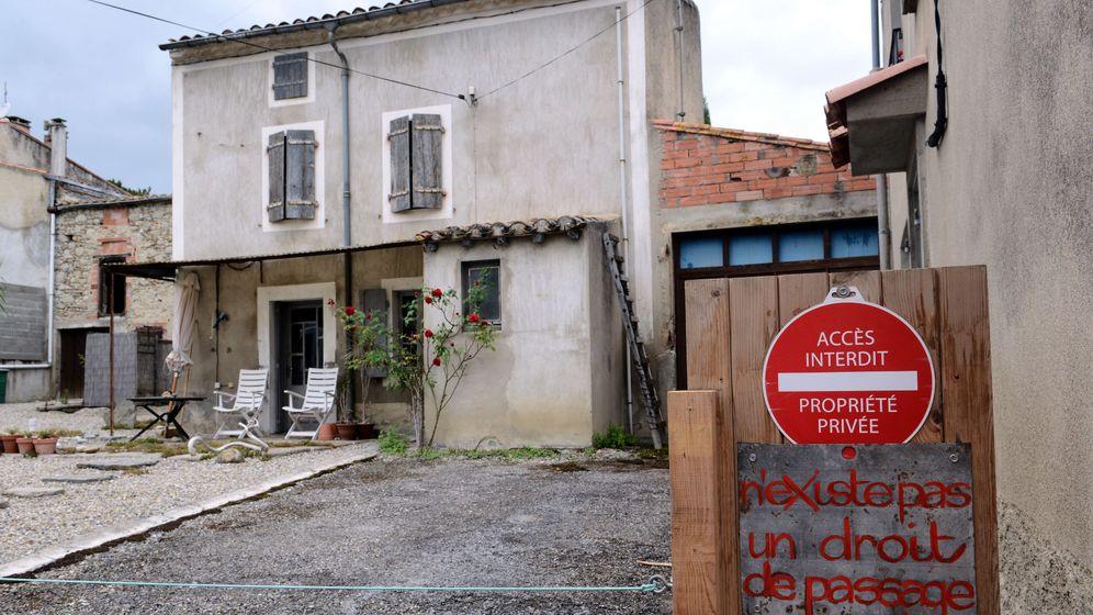 Britische Rentner in Frankreich: Bizarrer Nachbarschaftsstreit