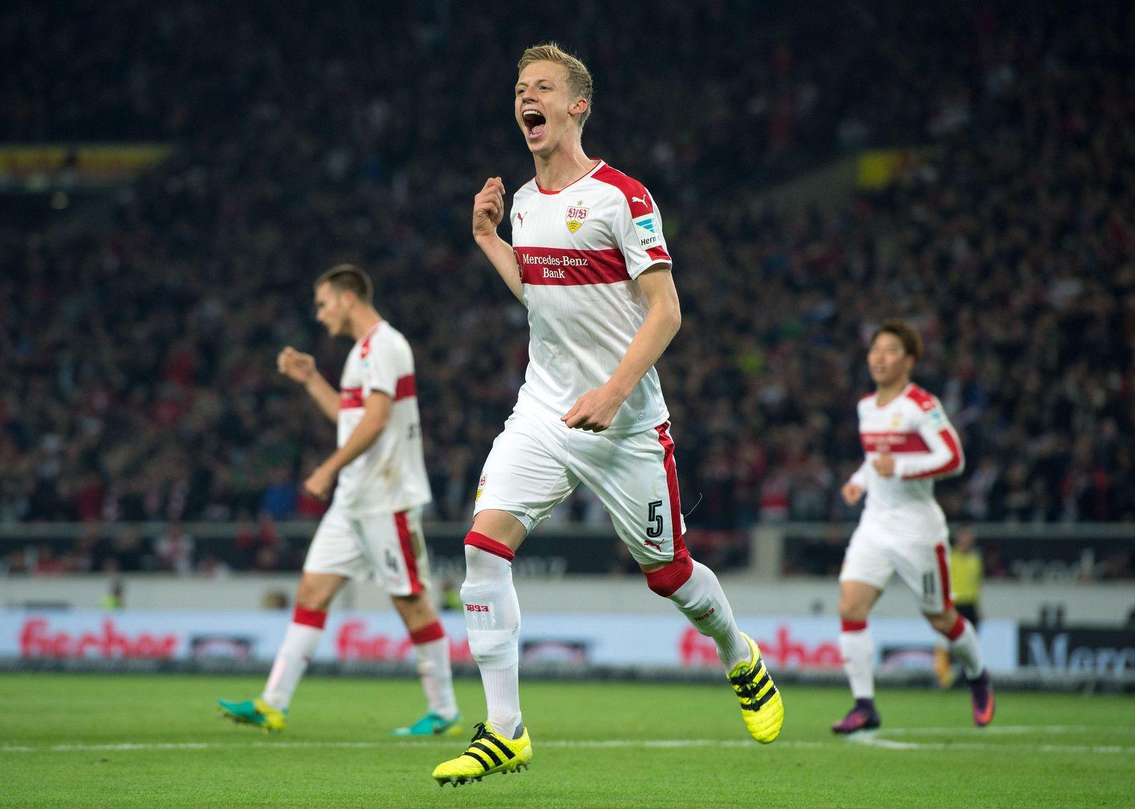 VfB Stuttgart - TSV 1860 München Timo Baumgartl