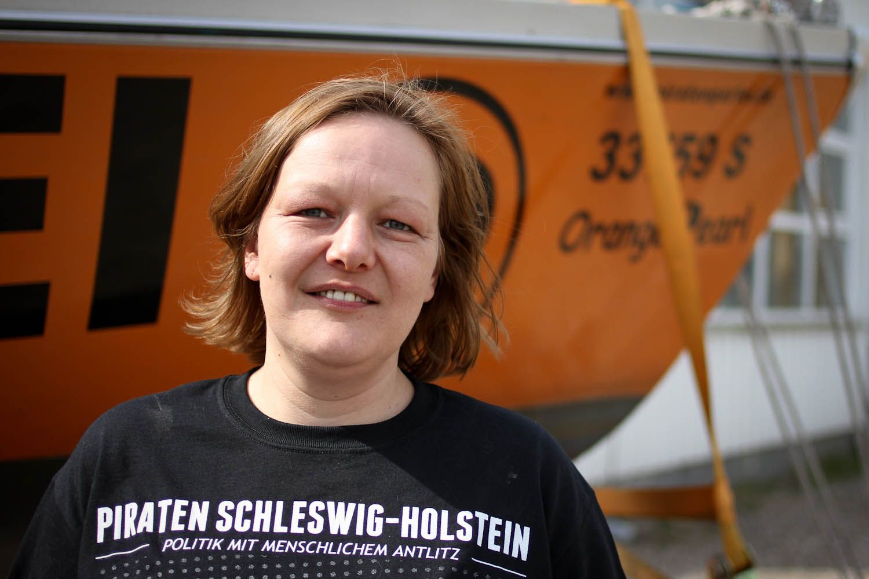 Piratenpartei/ Kathie Jasper
