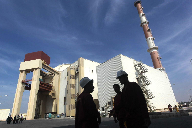 Iran/Atomprogramm