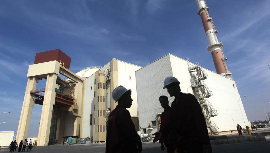 """Atomanlage in Iran (in Busher): """"Keine Einigung erzielt"""""""