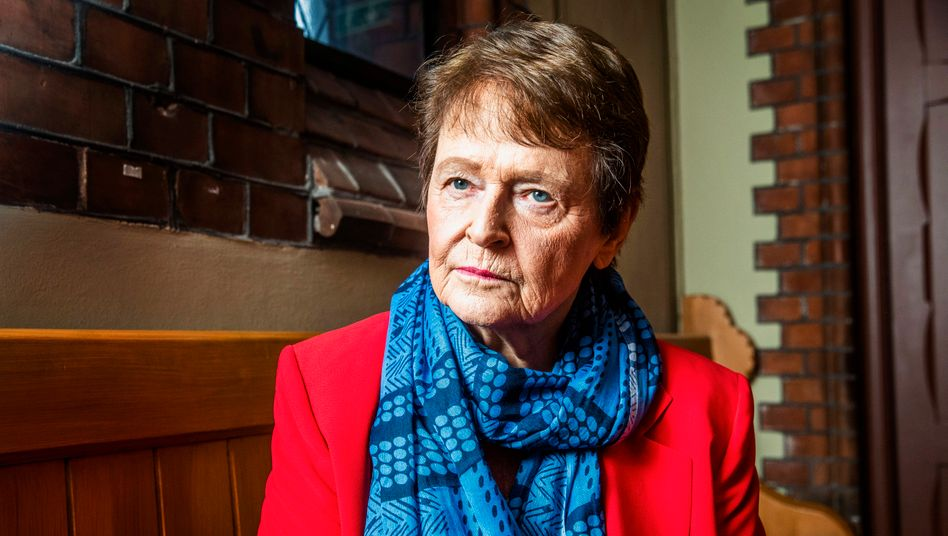 Former Norwegian Prime Minister and World Health Organization Head Gro Harlem Brundtland