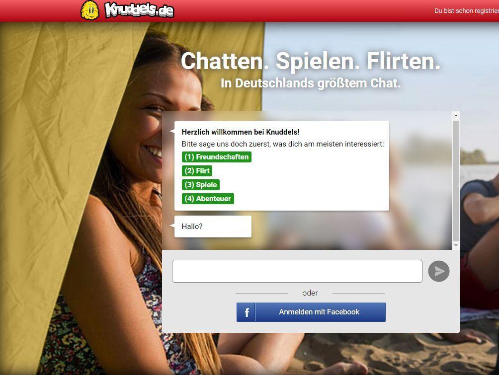 Chatroom2000 anzeige