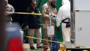 FBI findet Rizin-Spuren im Fitnessstudio eines Verdächtigen