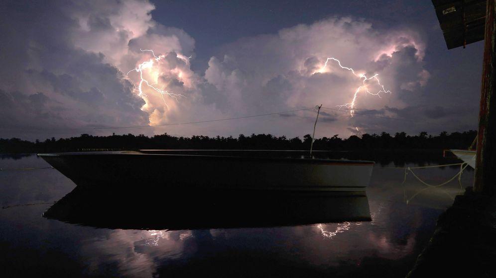 Blitze: Faszinierende Feuerfackeln