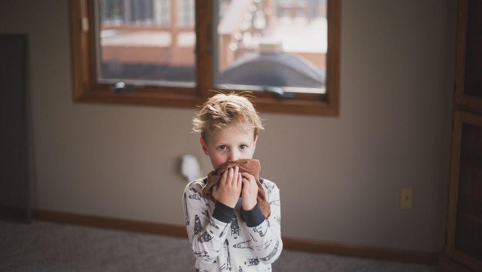 Sicher fühlen mit dem Schnuffeltuch: Gerüche rufen die stärksten Erinnerungen hervor