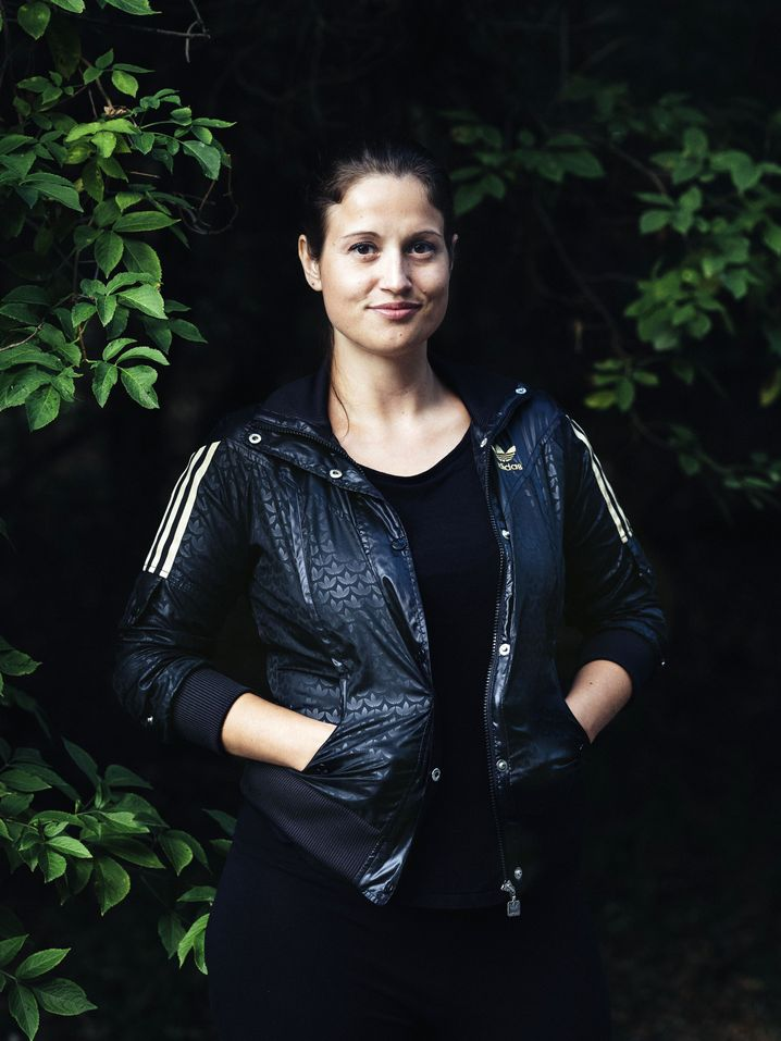 Autorin Angela Lehner