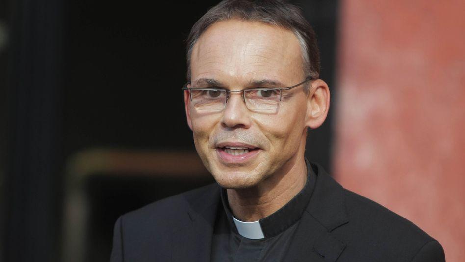 "Tebartz-van Elst: ""Entscheidung liegt in den Händen des Heiligen Vaters"""