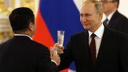 Echter Champagner? Nur aus Russland