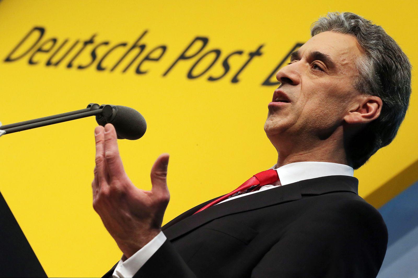 Bilanz Deutsche Post
