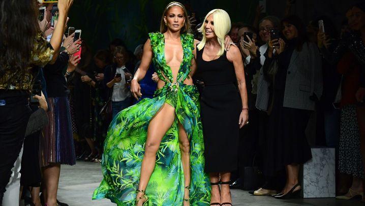 Jennifer Lopez: Die Dschungelkönigin