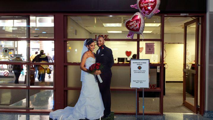 Heiraten am Flughafen: Ja, ich will?