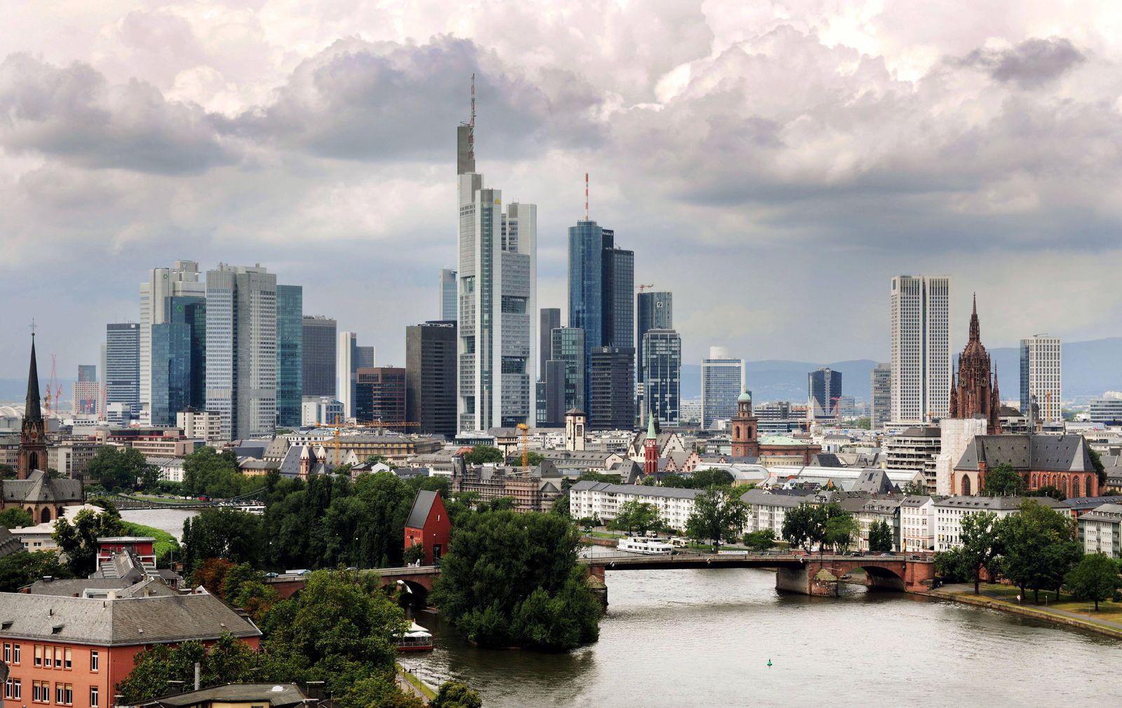 NICHT VERWENDEN Banken Frankfurt