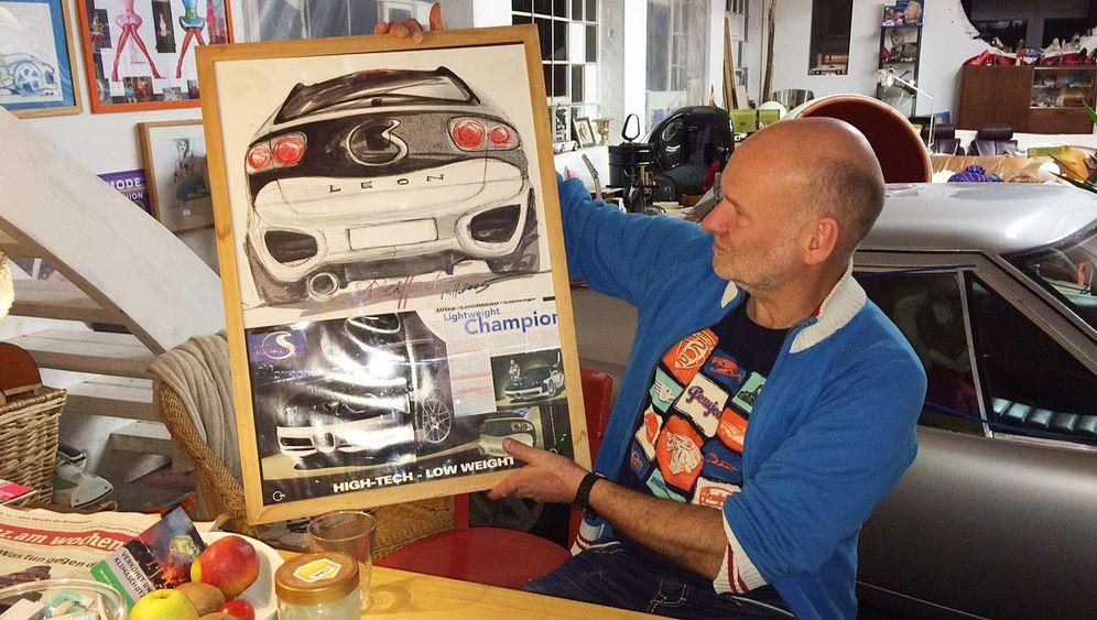 Autodesigner Stefan Seiffert: Glücklich gezeichnet