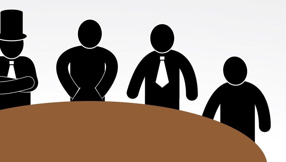 Versammlung: Manche lügen immer, andere tun das nie
