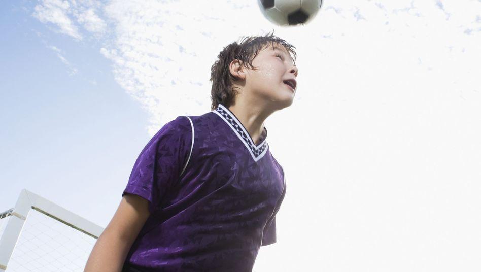 Kopfball: Jugendspieler in den USA sollen künftig darauf verzichten