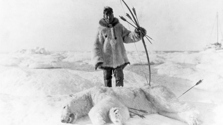 """Alaska-Verkauf 1867: Gold und Öl in der """"Gefriertruhe"""""""