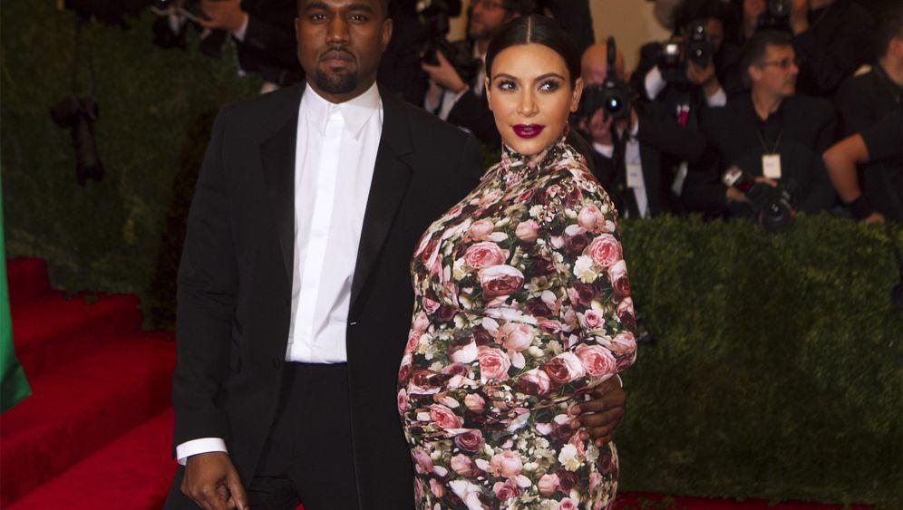 Familienzuwachs: Kim Kardashian bringt Mädchen zur Welt