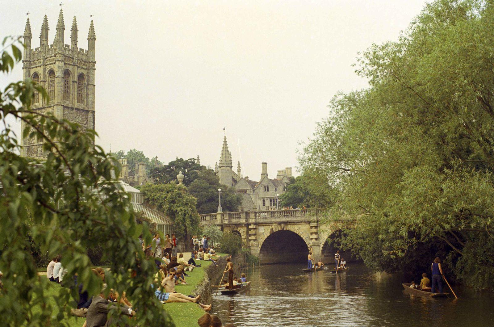 Oxford University / Universität