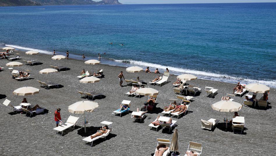 Sizilianische Riviera bei Pollina: Spielt das Wetter eine Rolle?