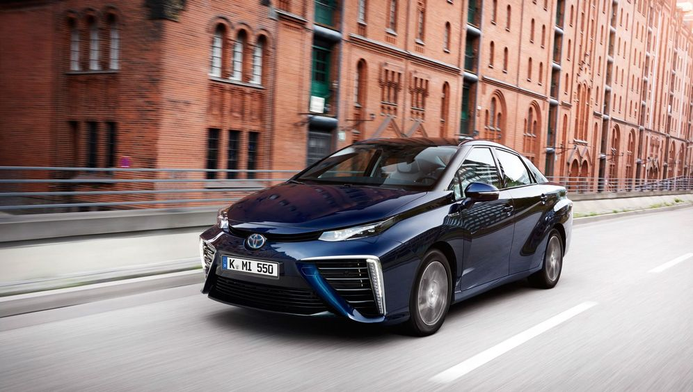 Toyota Mirai: Wasserstoff marsch!
