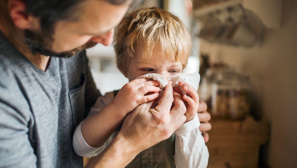 Aktuell ist Grippe- und Erkältungszeit in Deutschland