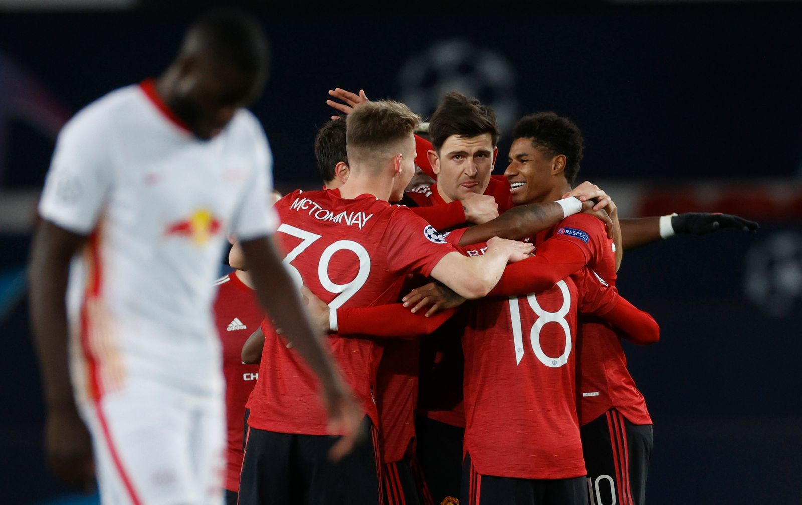 Champions League - Group H - Manchester United v RB Leipzig