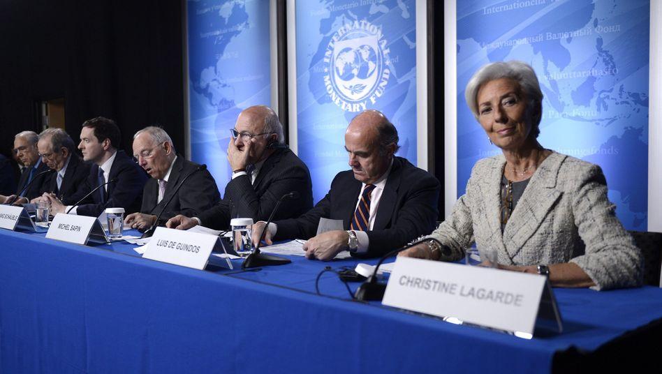 IWF-Treffen in Washington