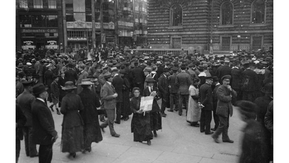 Lebensmittelskandal 1919: Schuld und Sülze