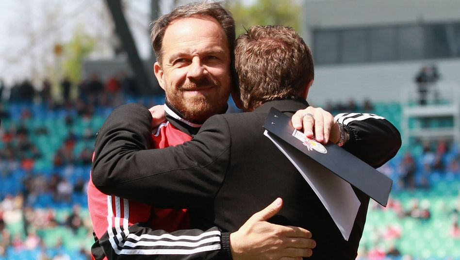 RB-Trainer Zorniger, Manager Rangnick: Beschwerde gegen Lizenz-Auflagen