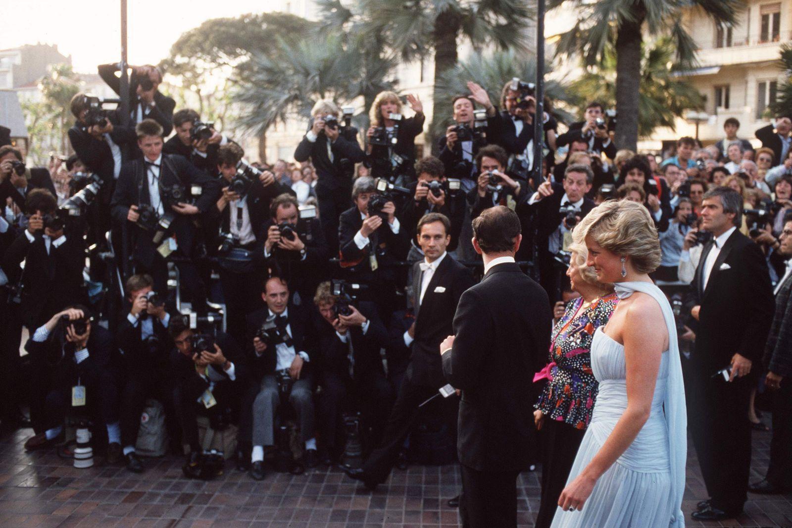 Diana Press Photographers Cannes