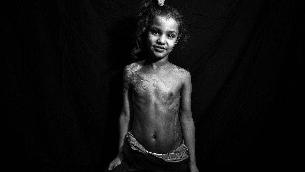 Jungen und Mädchen im Irak: Vom Krieg gezeichnet
