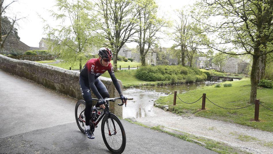 Chris Froome ist vierfacher Tour-Sieger