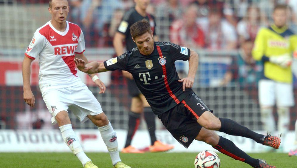 Bundesliga-Rekord: Alonso und die Ballkontakte