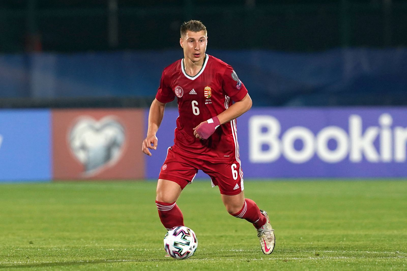 FIFA World Cup, WM, Weltmeisterschaft, Fussball 2022 QUALIFYING ROUND, 28-03-2021, SAN MARINO-HUNGARY UNGHERIA 0-3, WIL
