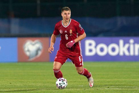 Der deutsch-ungarische Fußballspieler Willi Orban