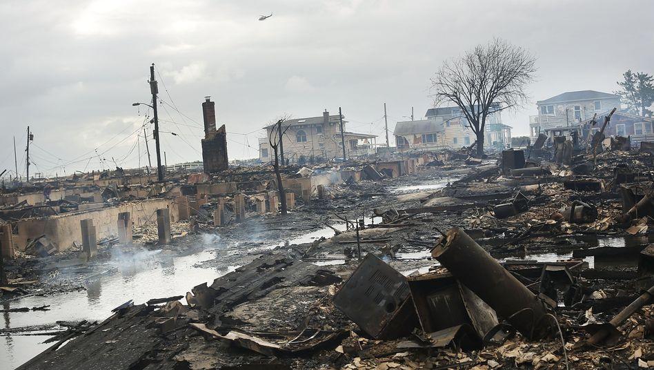 "Hurrikan ""Sandy"": Zahl der Todesopfer steigt"