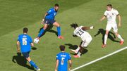 Latte, Latte, Pfosten – Belgien verliert »kleines Finale« gegen Italien