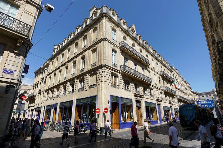 Librairie Mollat in Bordeaux