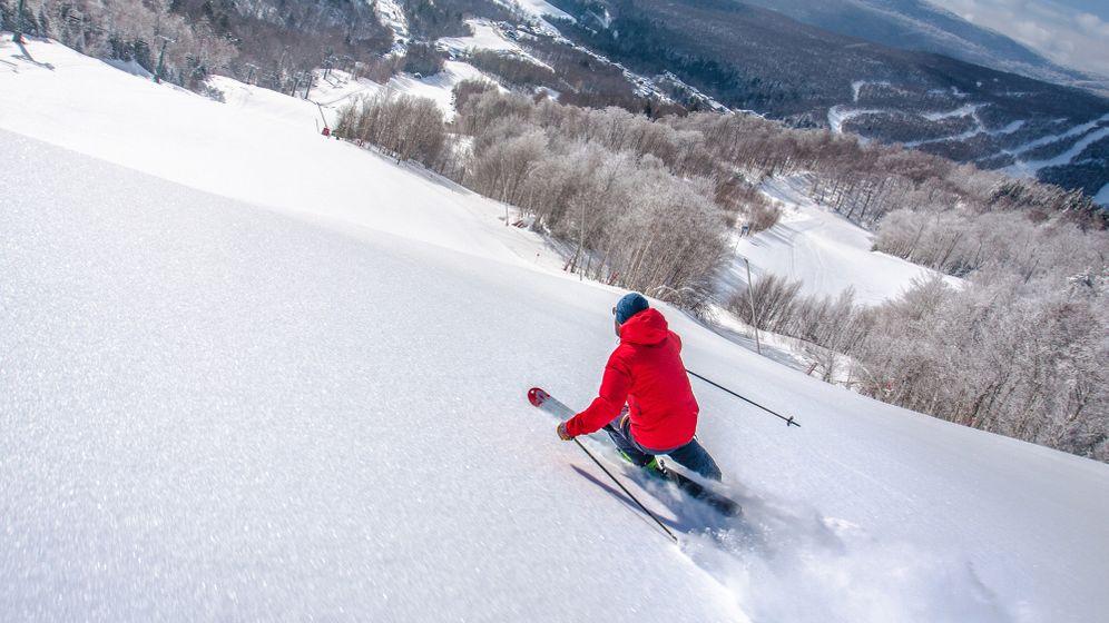 Skigebiete in Neuengland: Klein, aber schneereich