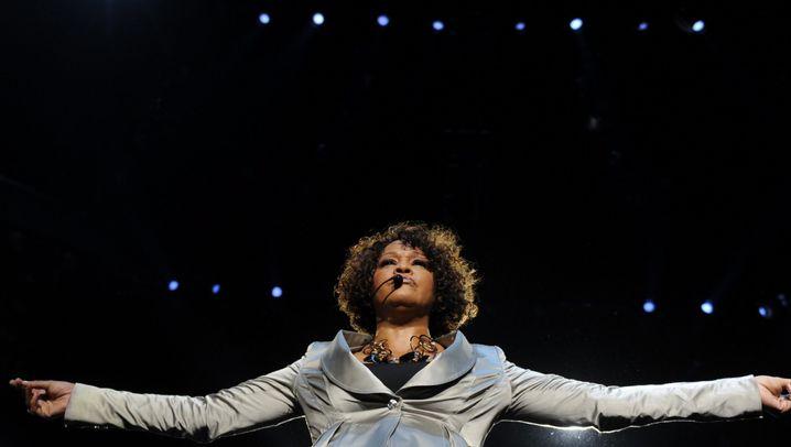 Whitney Houston: Königin der Soul-Diven