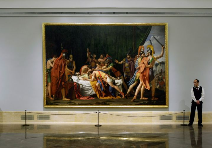 Im Prado: Mehr als 50 Museen lassen sich mit der Madrid Card besichtigen