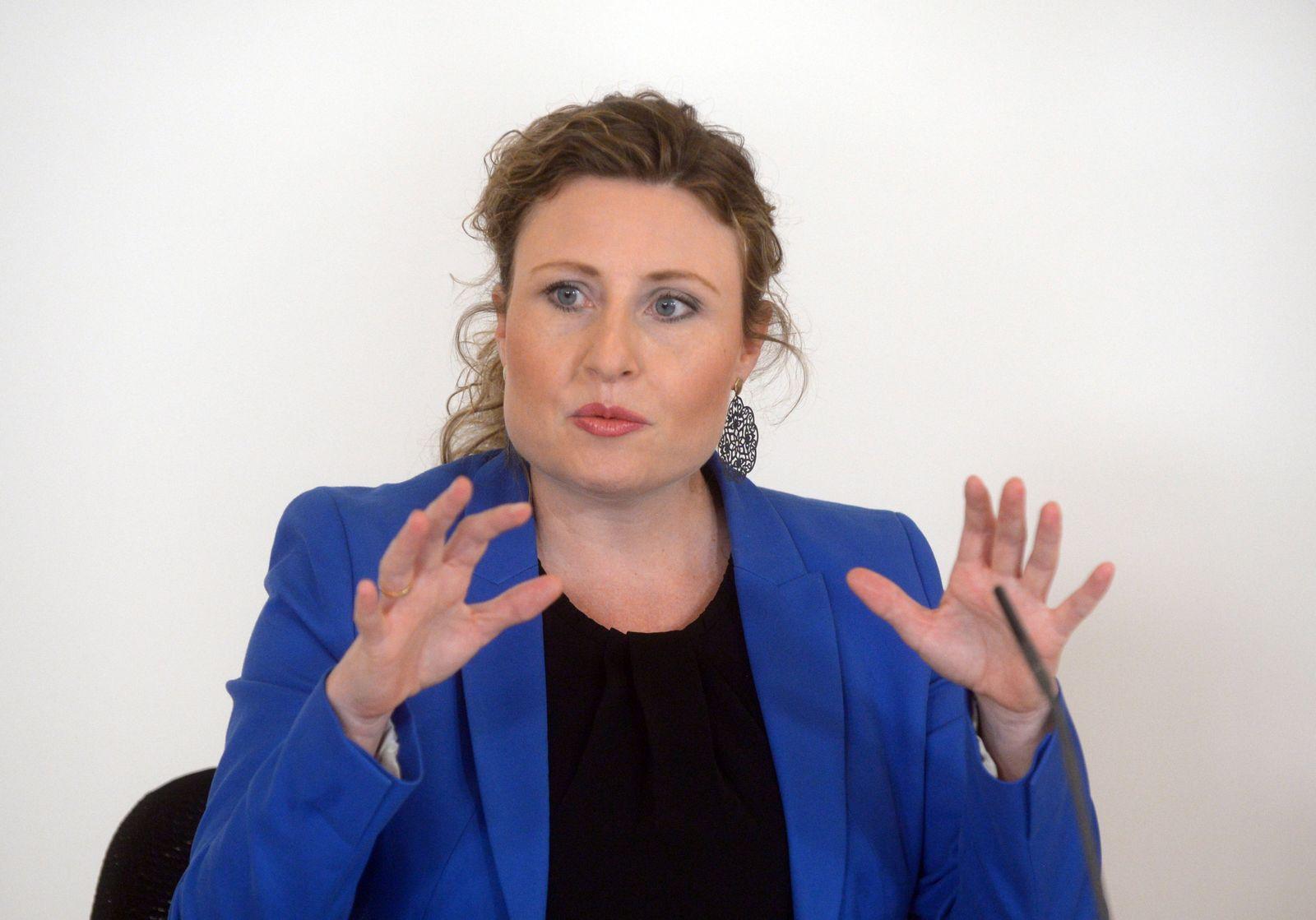 Österreichische Integrationsministerin Raab