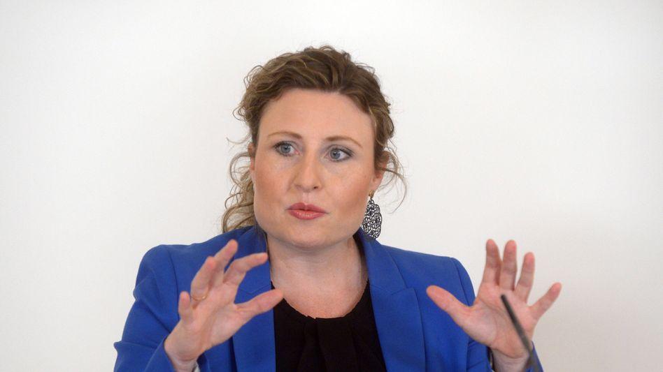Ministerin Susanne Raab: »Es geht hier keineswegs um einen Generalverdacht gegen Muslime«